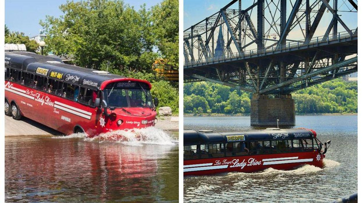 This Fun City Tour Lets You Explore Ottawa For Less Than Dinner At A Restaurant