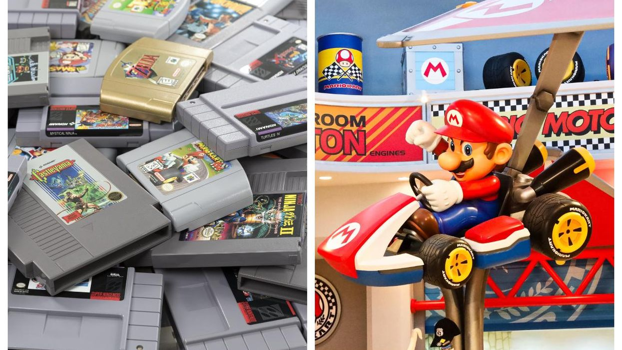 Super Mario 64 Copy Sold For $1.5 Million & Yep, We're Serious