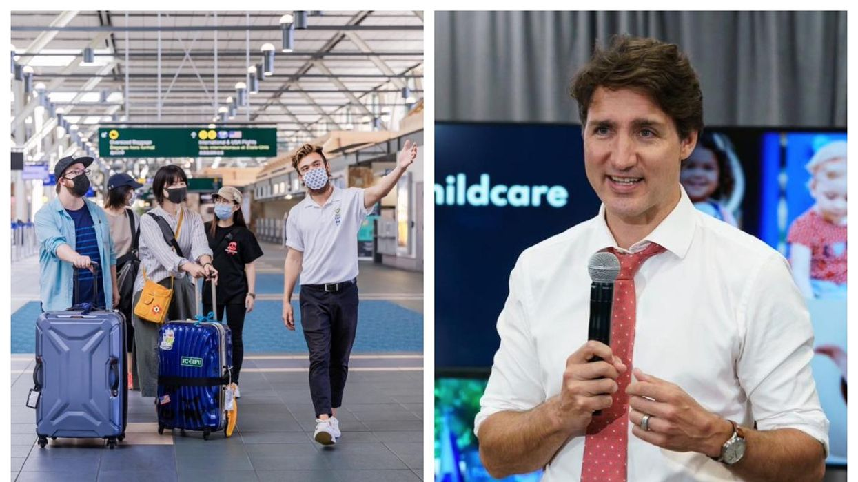 Vaccine Passports Will 'Allow Canadians To Travel Freely:' Trudeau