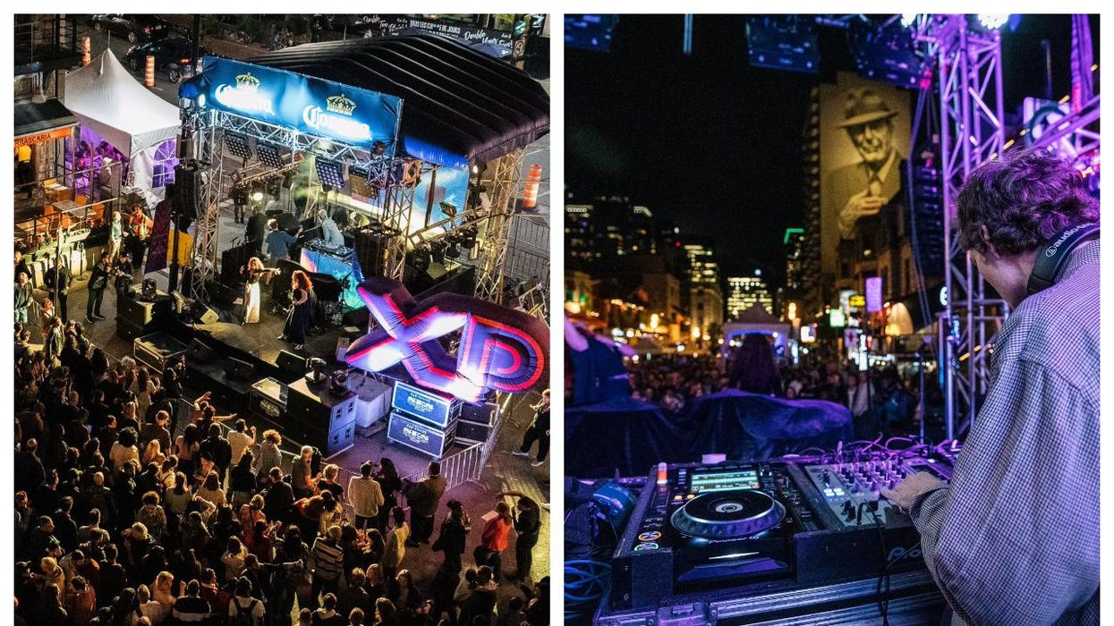 Des concerts et des DJ sets gratuits à Montréal ce mois-ci