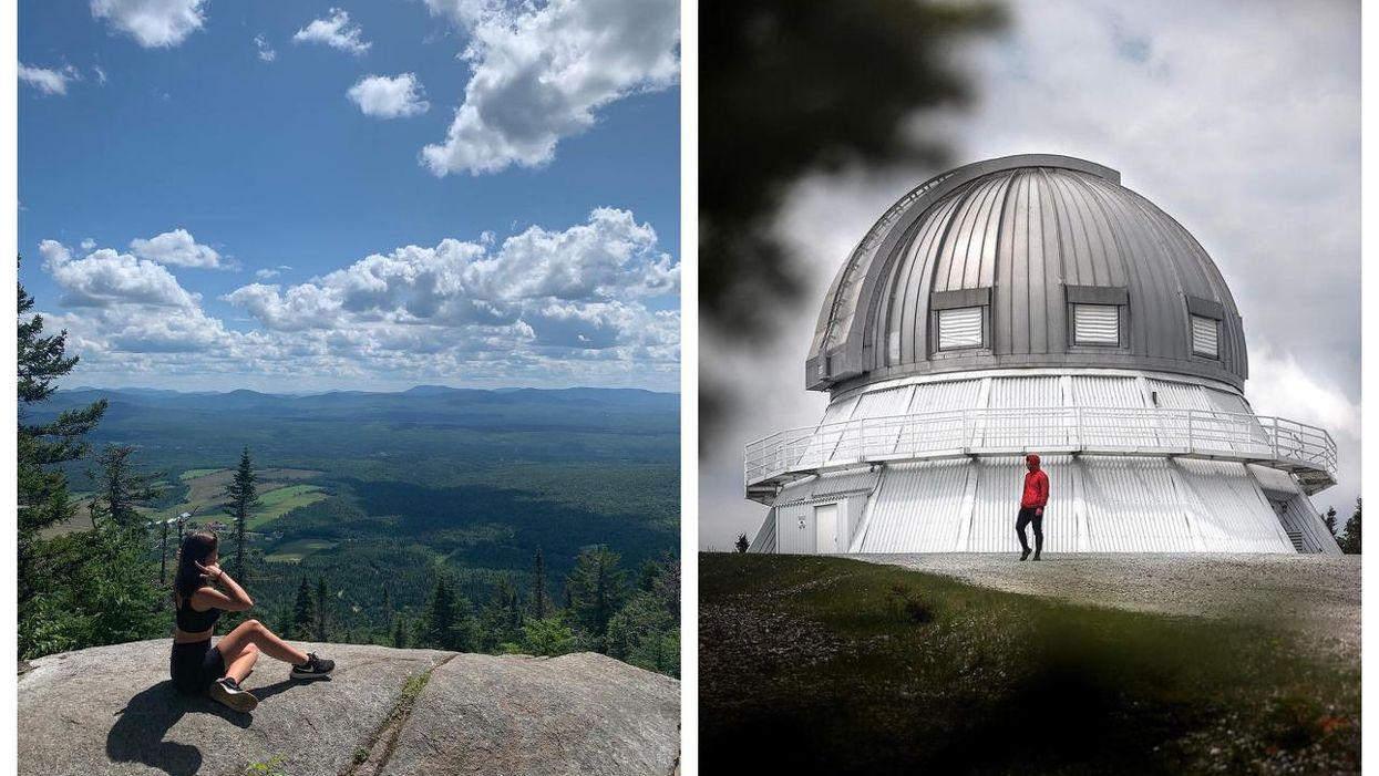 Parc national du Mont-Mégantic : un hike à faire