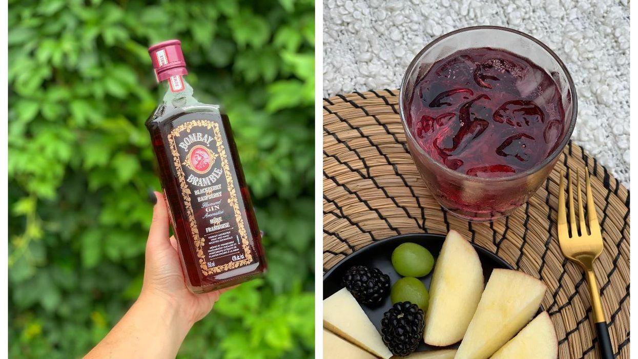 Bombay Sapphire lance le délicieux nouveau gin Bombay Bramble