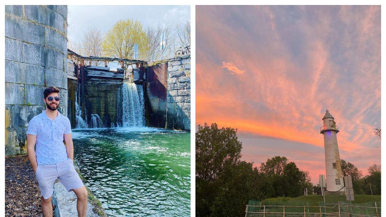 Le parc des ancres à Pointe-des-Cascades : L'endroit parfait pour une « date »