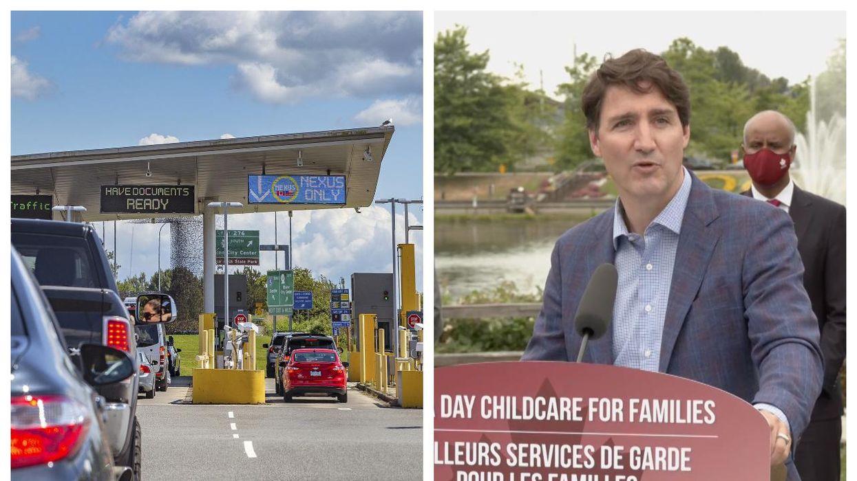 Réouverture Frontière Canada/États-Unis : un désastre selon Trudeau