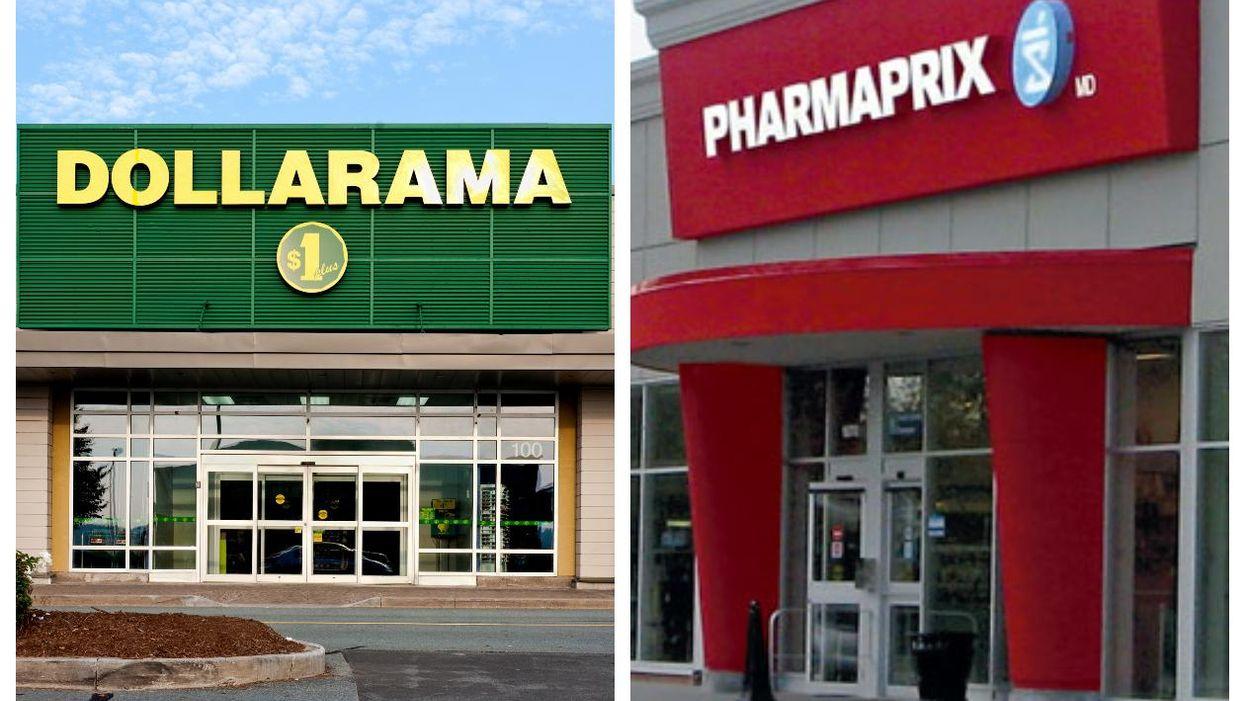Dollarama : 16 items moins chers qu'au Pharmaprix