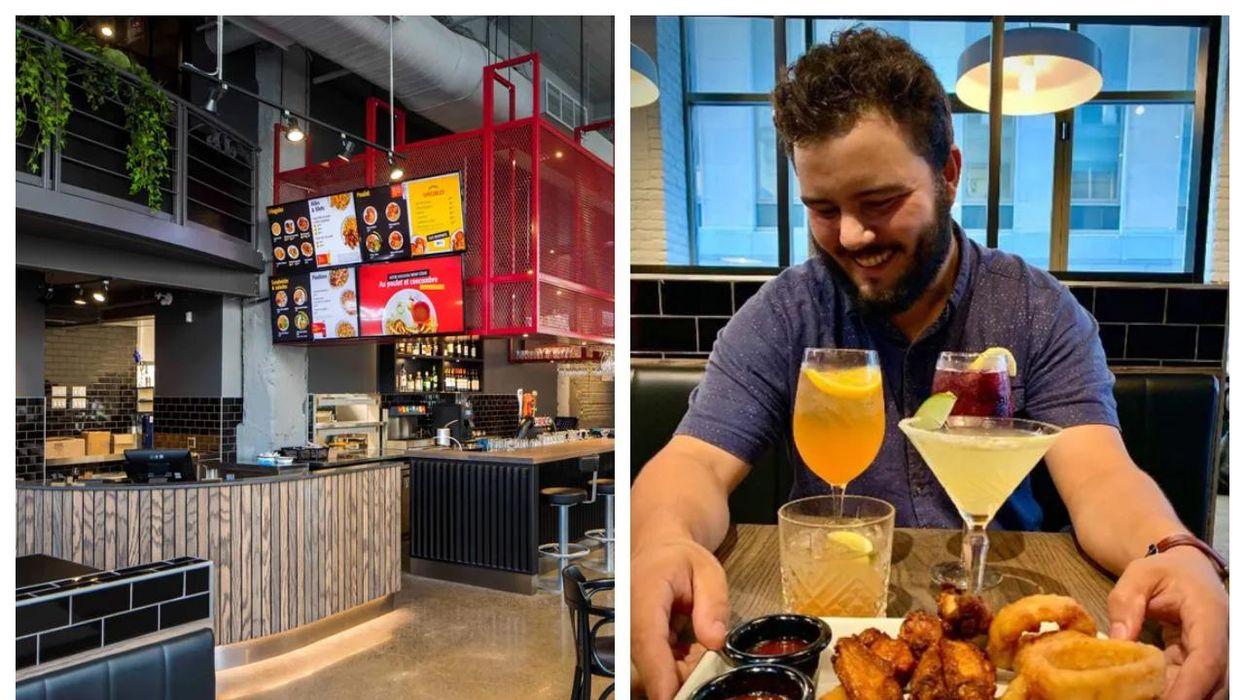 Un nouveau Benny&Co ouvre à Montréal et il y a des cocktails