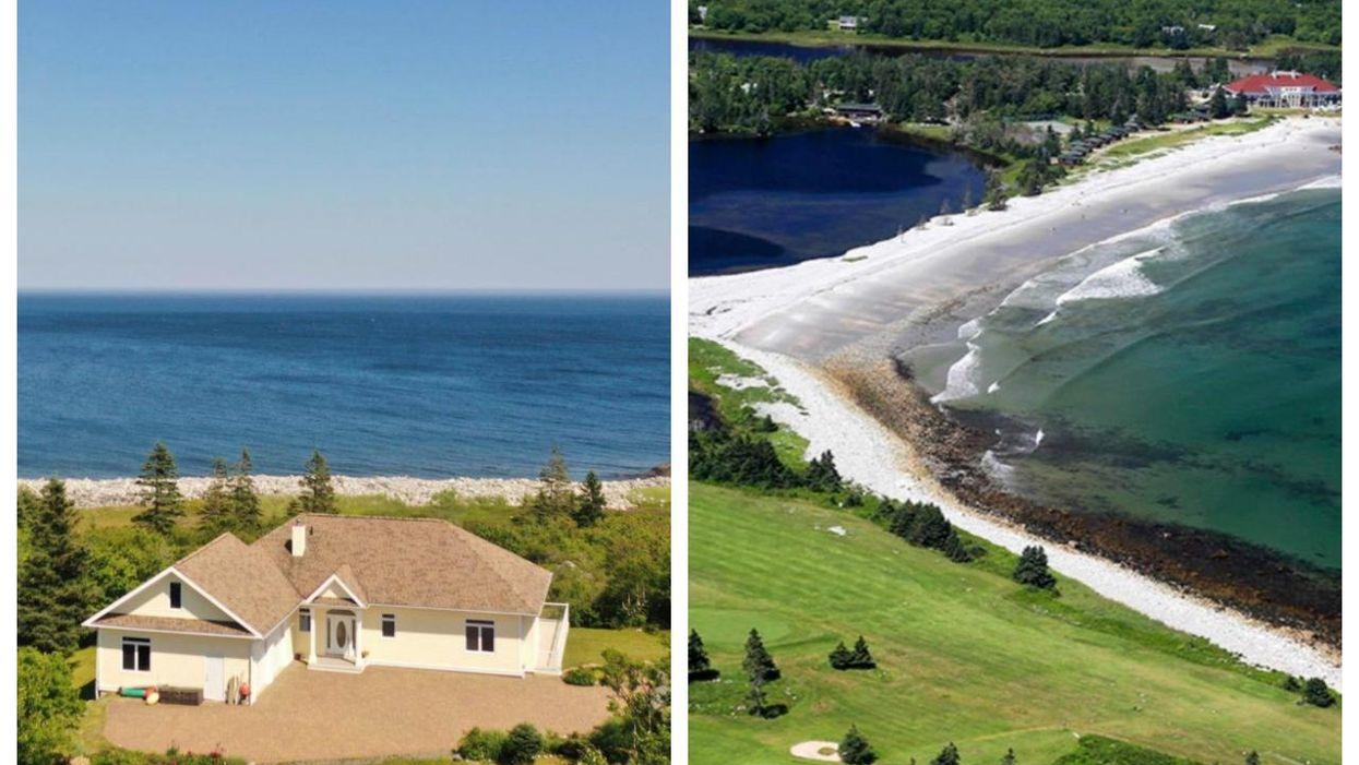 House For Sale In Nova Scotia Belongs In The Mediterranean (PHOTOS)