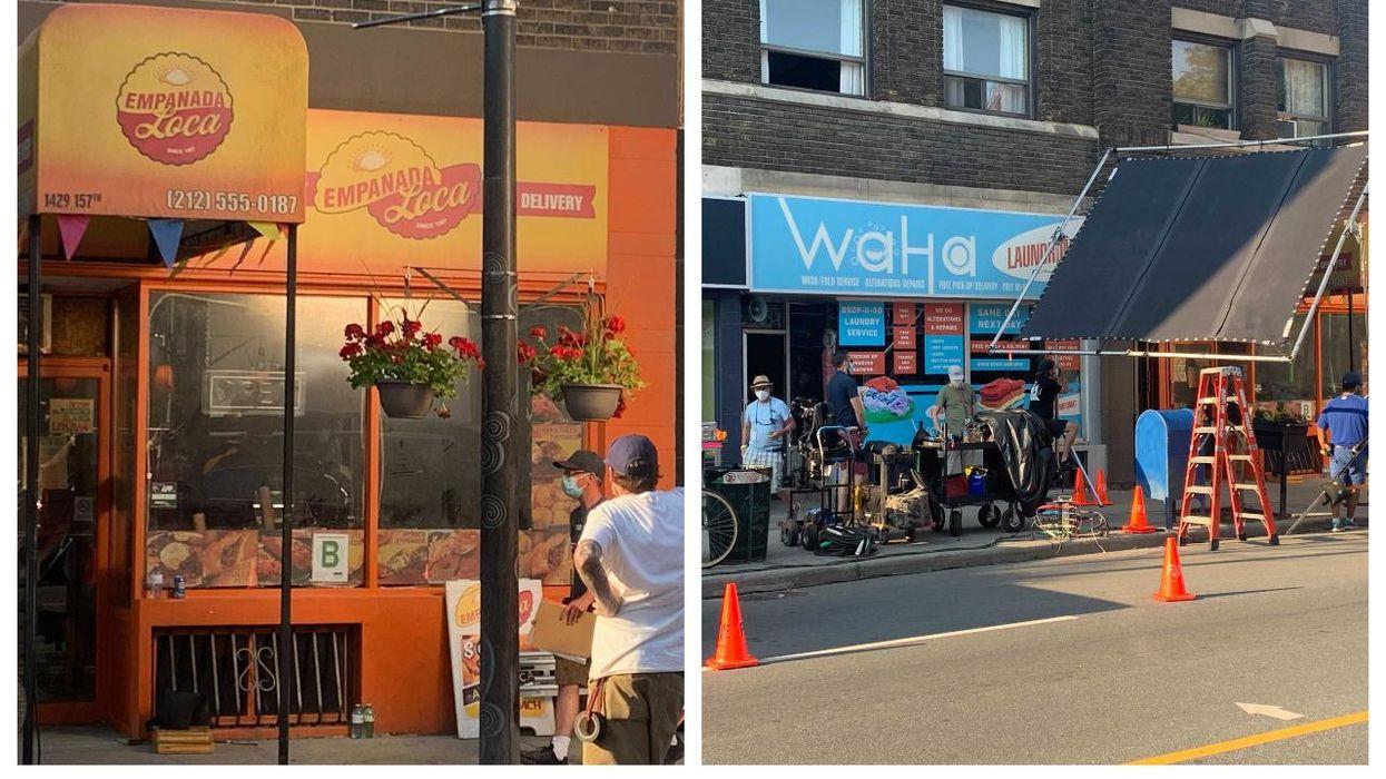 Amazon Prime's New Horror Show Transforms Toronto's West End Into New York