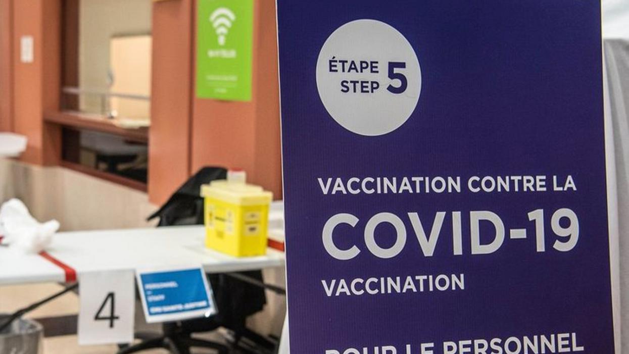 Deuxième dose du vaccin au Québec : Ce que tu dois savoir