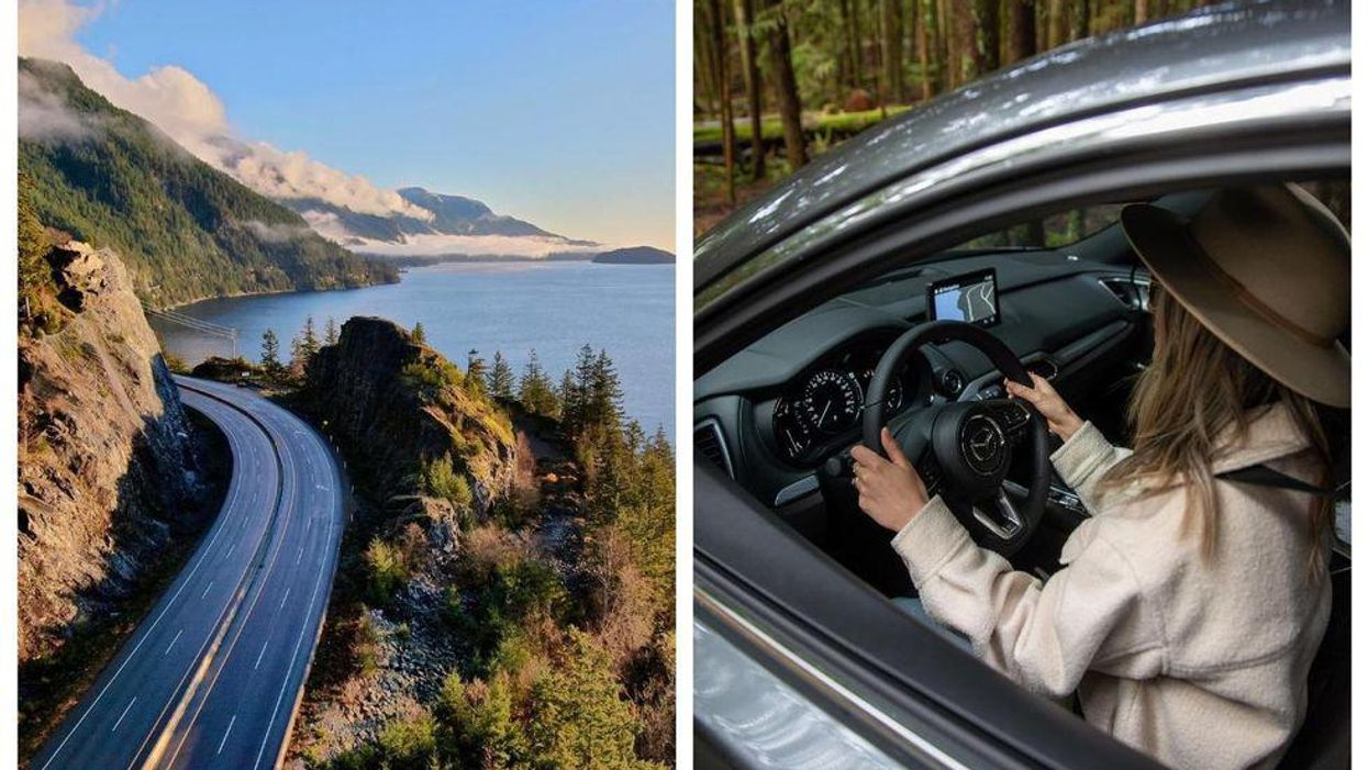 How To Create The Ultimate Playlist For Your Next Canadian Road Trip