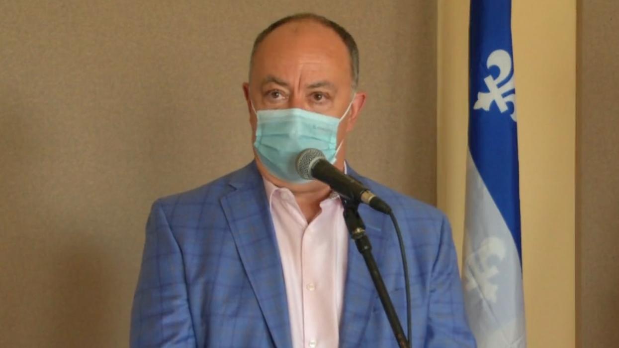 Passeport vaccinal au Québec : Dubé évoque certains privilèges pour les vaccinés