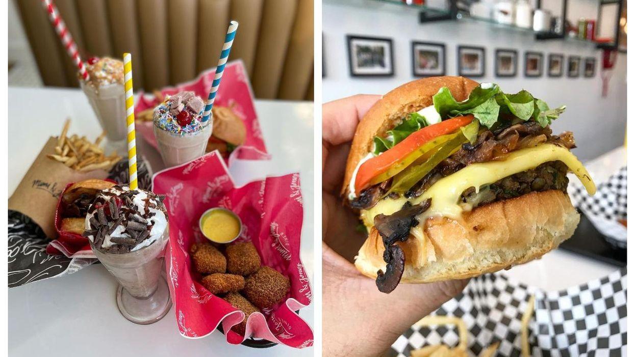 Le resto Mimi & Jones offre un menu « fast-food » végane incroyable