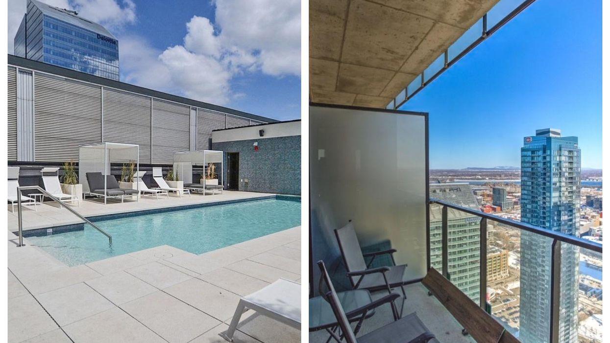 À quoi ressemble un appartement dans la Tour des Canadiens?