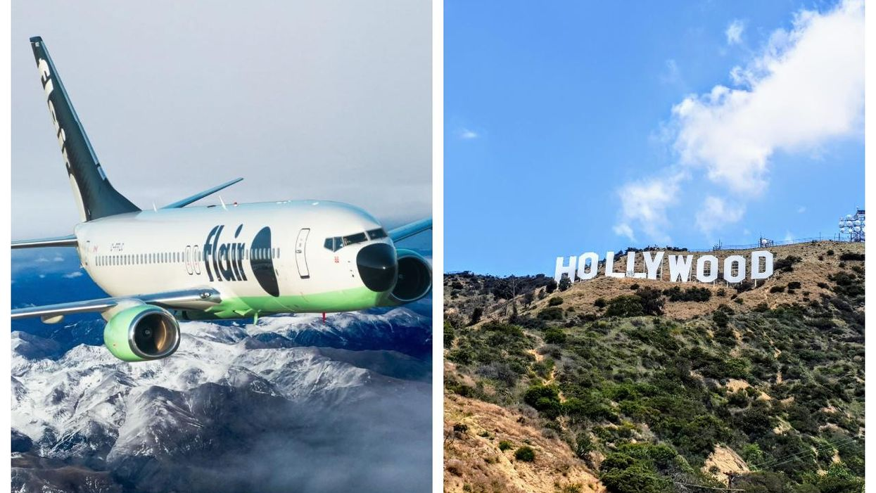 Flair Flights To US Destinations Are Taking Off This Fall