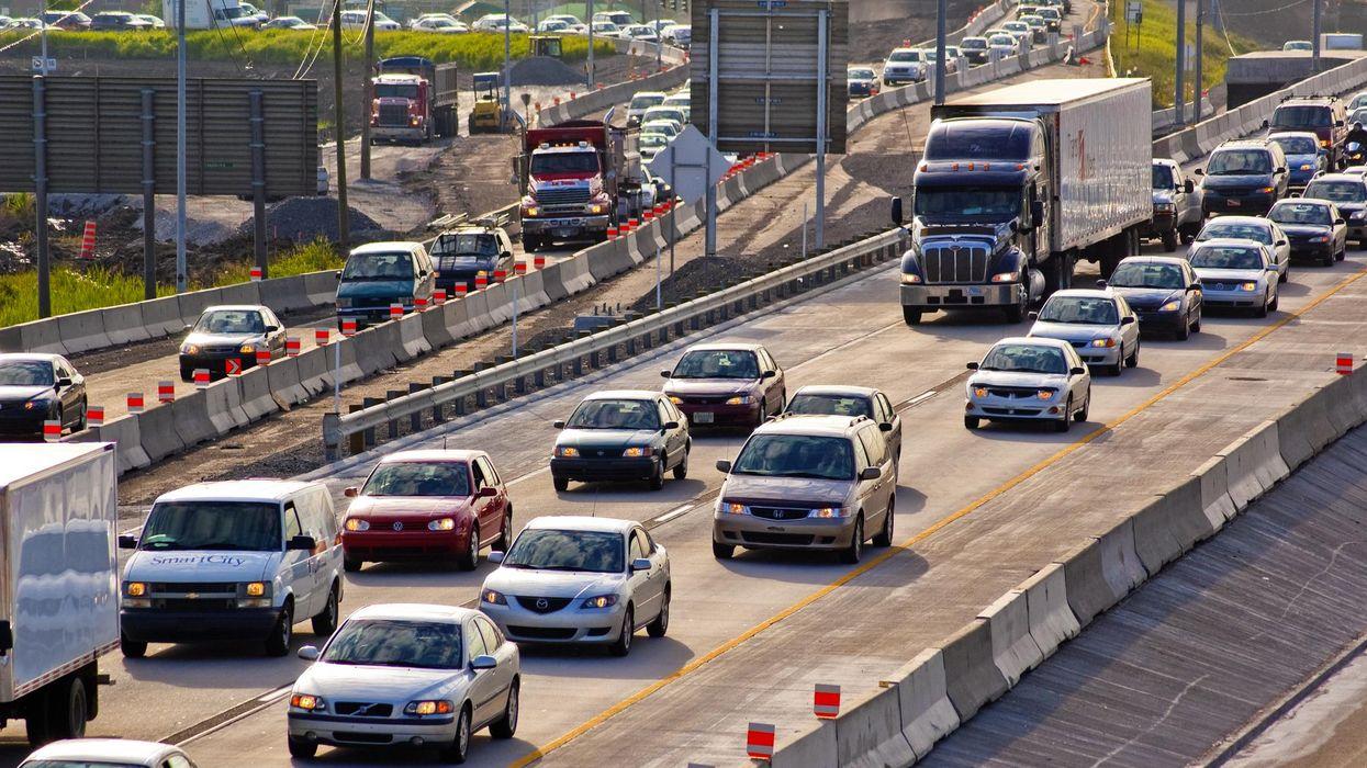Grand Montréal: Plusieurs autoroutes fermées du 9 au 12 juillet