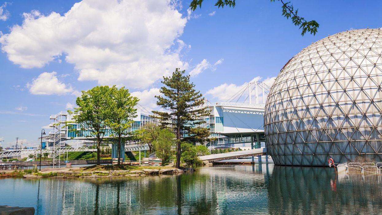Ontario Place Is Getting A Major Makeover & Here's What We Know