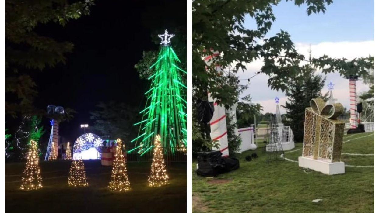 Activité gratuite près de Montréal : Blainville fête Noël en été