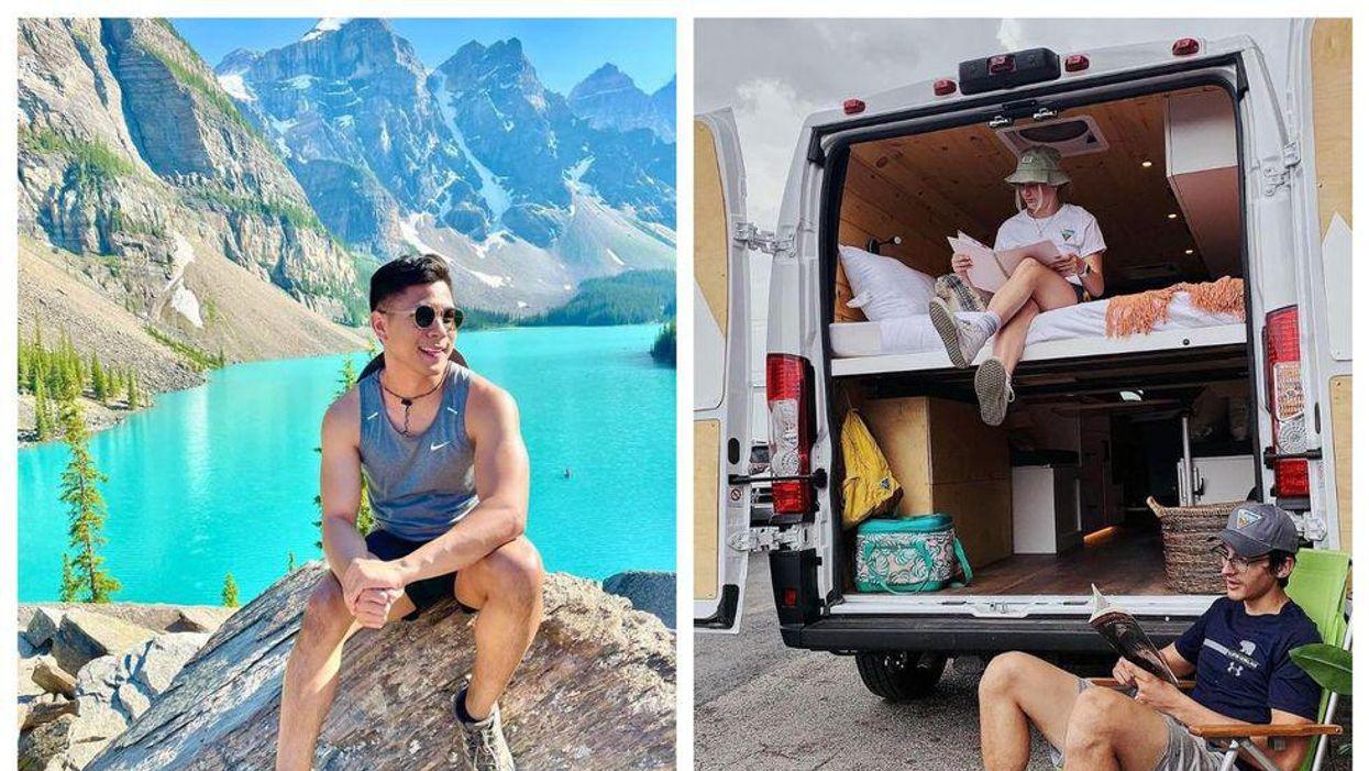 7 Top Destinations For Your Next Calgary Campervan Road Trip