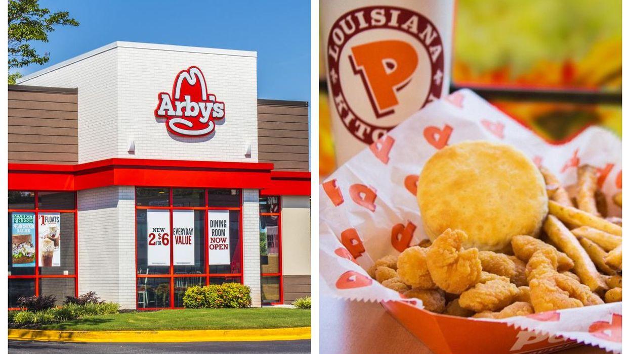 8 fast food qu'il y a en Ontario, mais pas au Québec