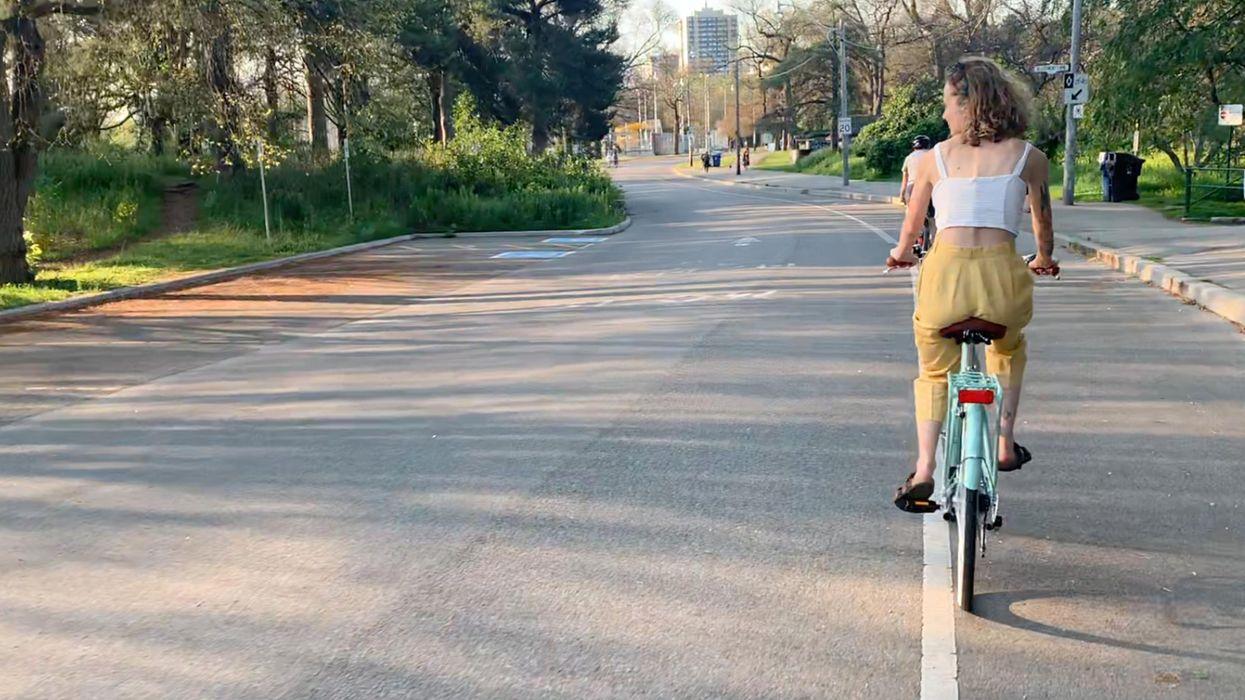 High Park Crackdown On Speeding Cyclists Has Begun, Cops Say