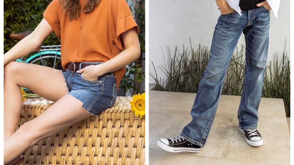 You Can Get 70% Off Plus An Extra 20% Off Jeans This Weekend & Here's How