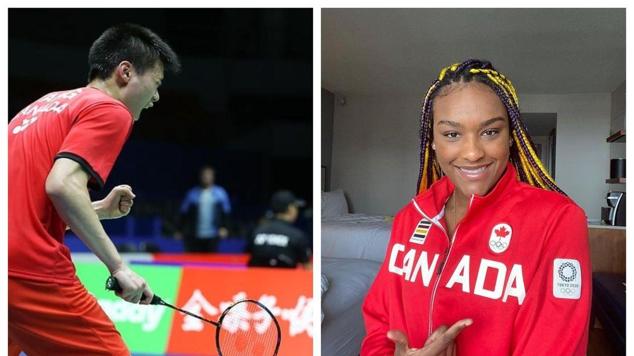 14 athlètes canadiens de moins de 20 ans aux Olympiques