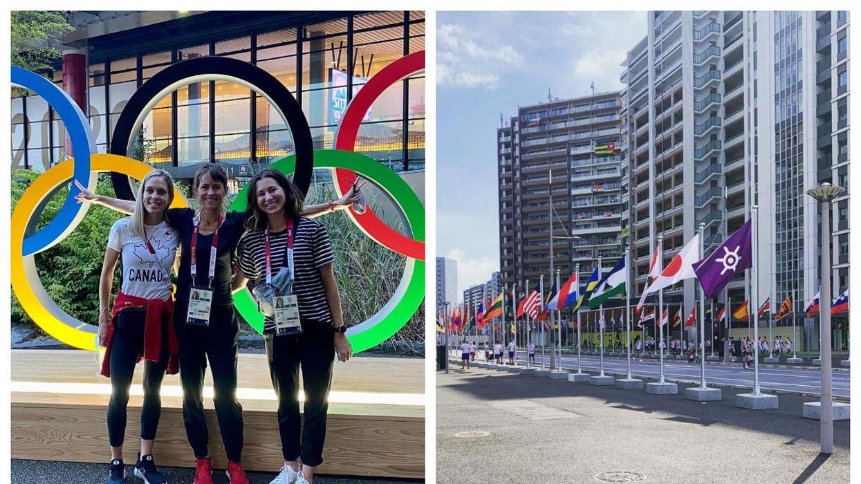 À quoi ressemble le village olympique de Tokyo ? (PHOTOS)