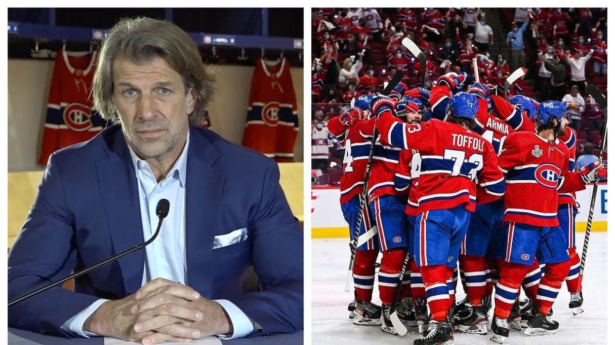 Le Canadien sélectionne trois Québécois au repêchage de 2021