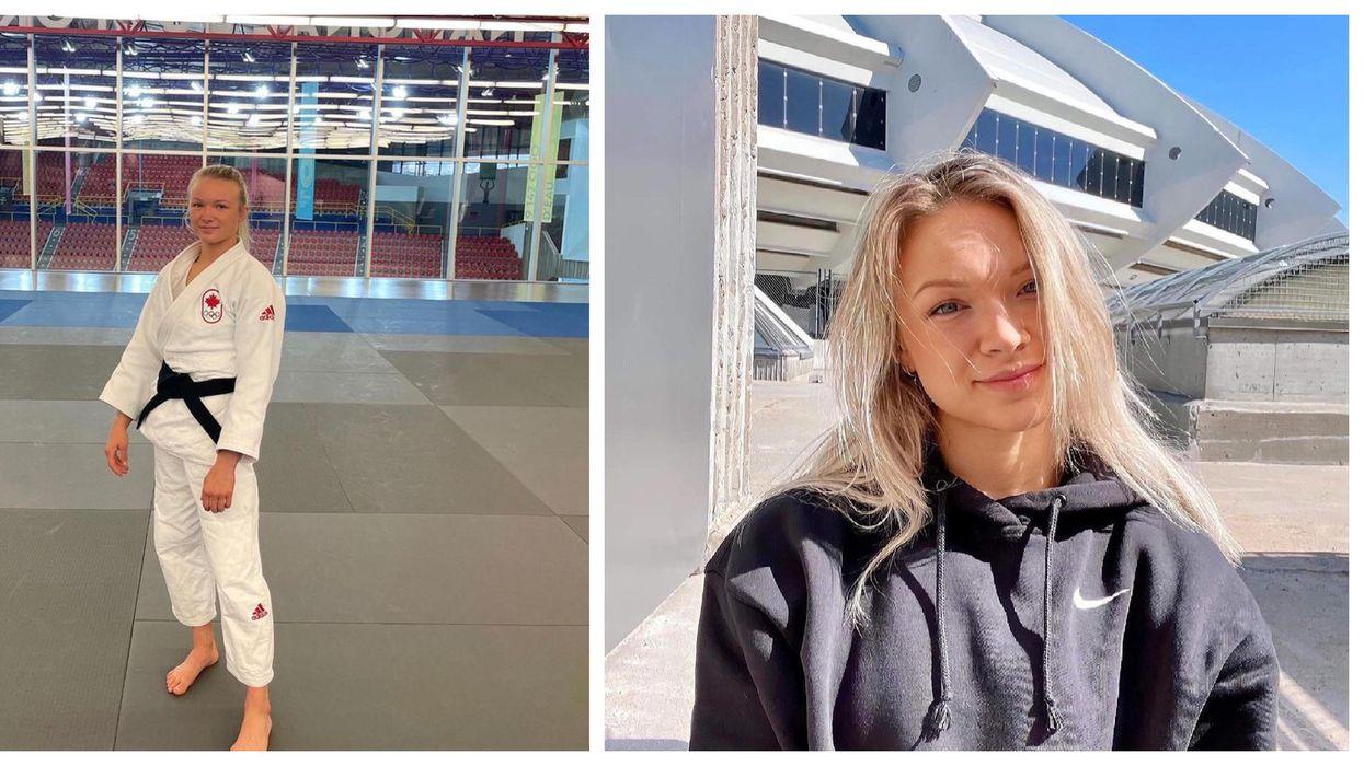 Jessica Klimkait est médaillée en judo et voici quoi savoir sur elle