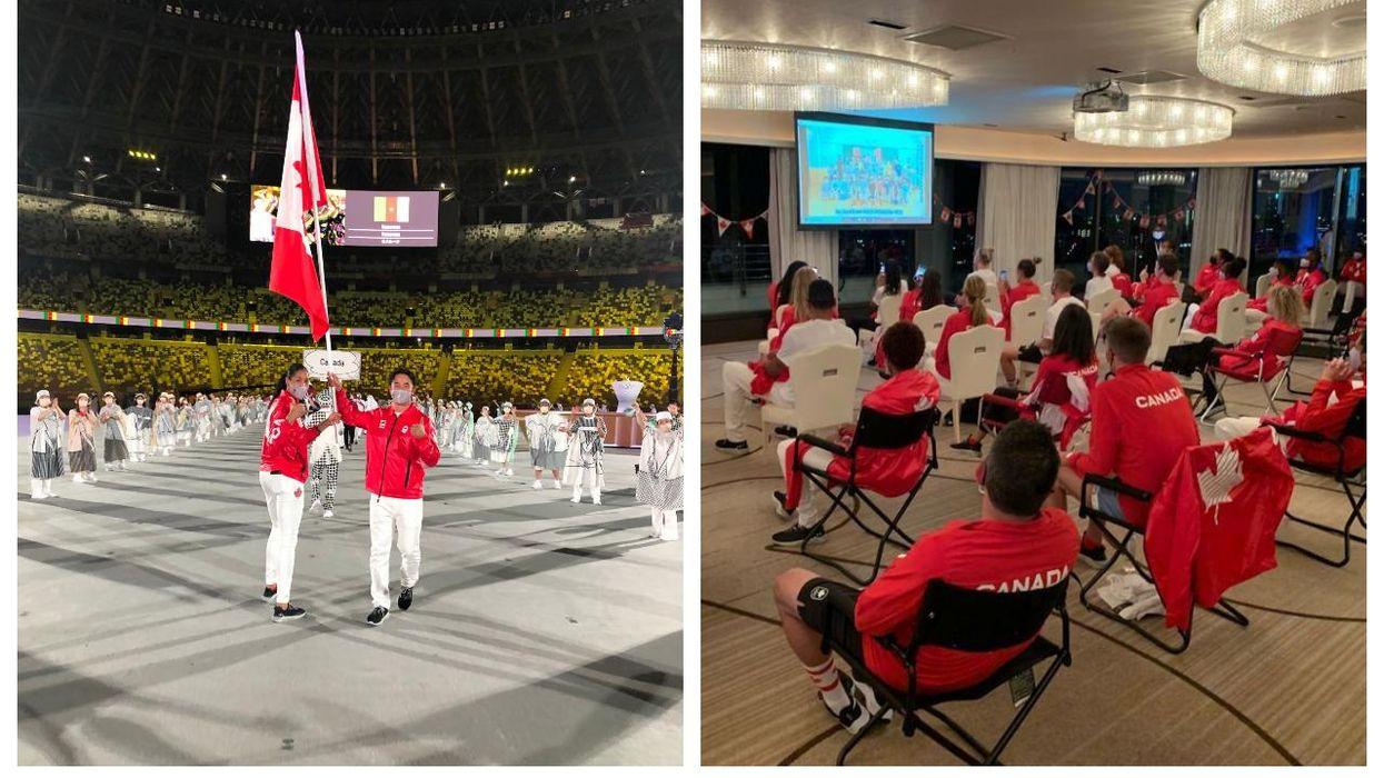 JO Tokyo 2020: La cérémonie d'ouverture n'était pas accessible à tous