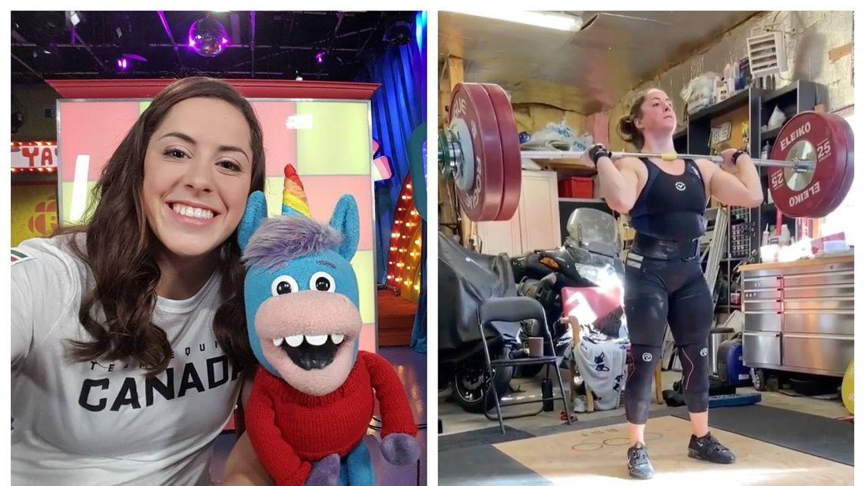 Tokyo 2020: Maude Charron est la 1re québécoise à gagner l'or