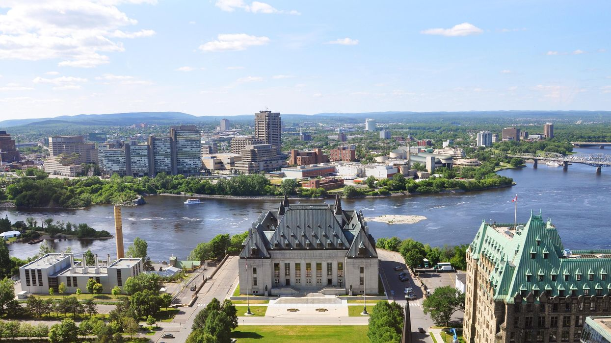 Ottawa Named One Of The Ambitious Cities In The World