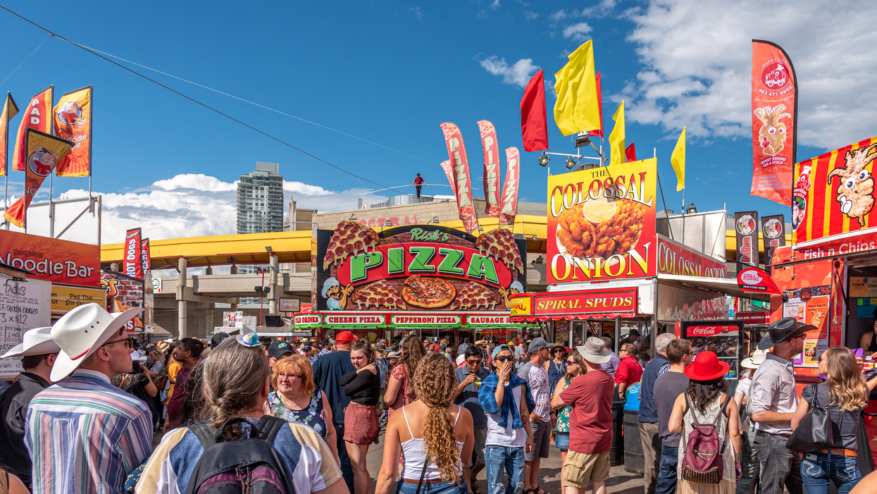 Calgary Stampede Reports 71 COVID-19 Cases From This Year's Festival