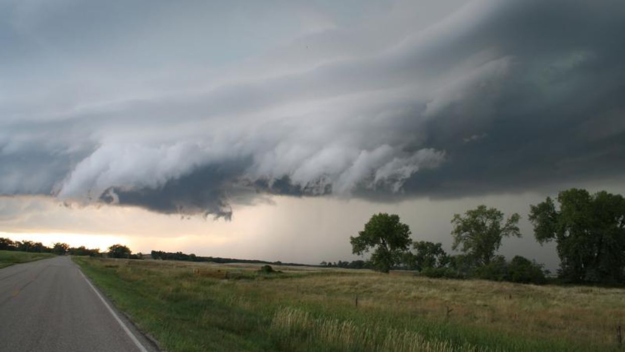 Severe Thunderstorms Could Bring 'Ping Pong Ball' Hail To Ontario