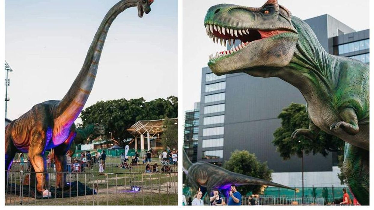 Jurassic Fest Montreal : Le DIX30 se retire