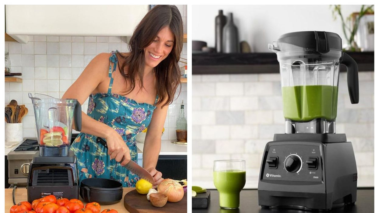 This Vitamix Blender Is On Sale For $270 Off And Will Make Amazing Smoothies