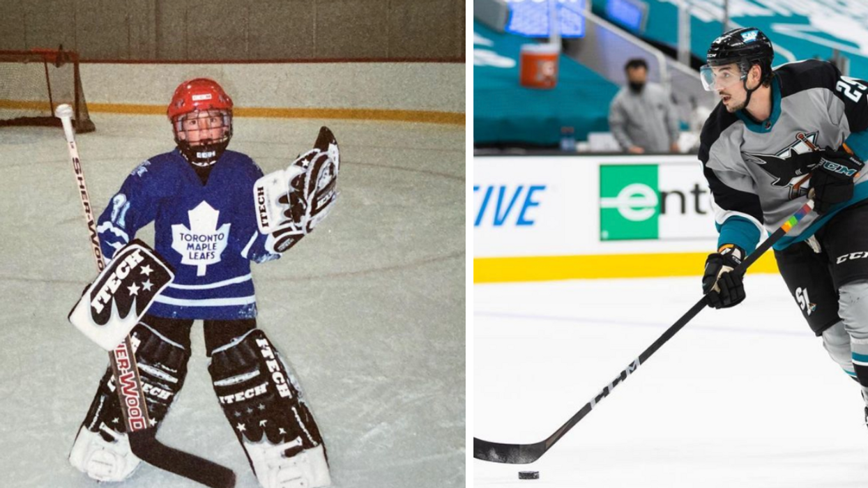 Toronto Maple Leafs Sign Player Who Always Wanted To Play For The Team