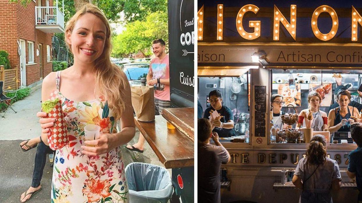 Quoi faire à Montréal ce week-end : un marché avec des food trucks arrive