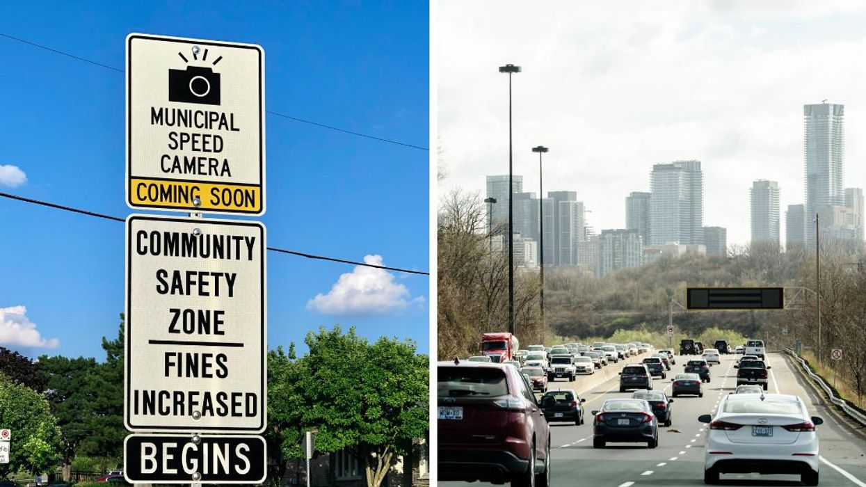Ontario Drivers Admit That They Stunt Drive & Speed
