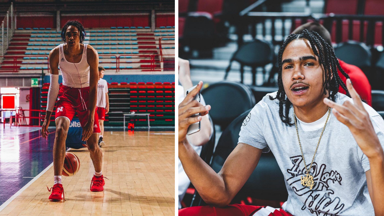 Toronto Raptors Drafted Their First Ever Canadian & He's From TO