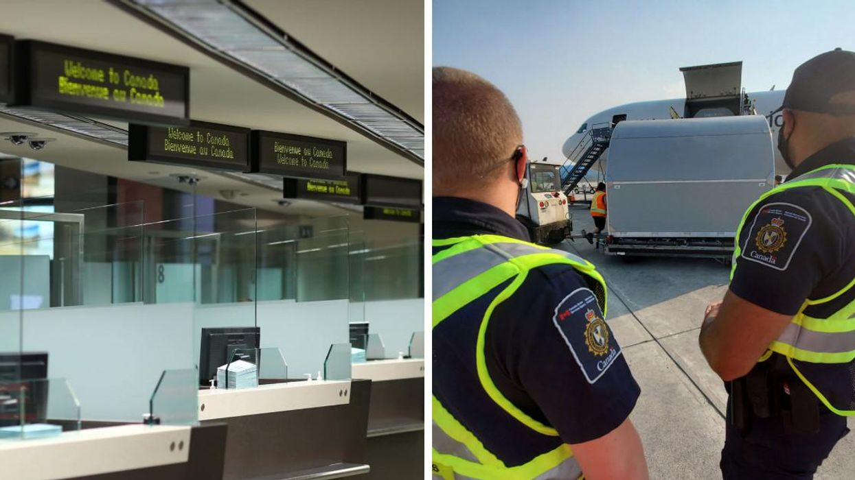 Travellers Were Fined Nearly $20K For Fake COVID-19 Docs At Pearson