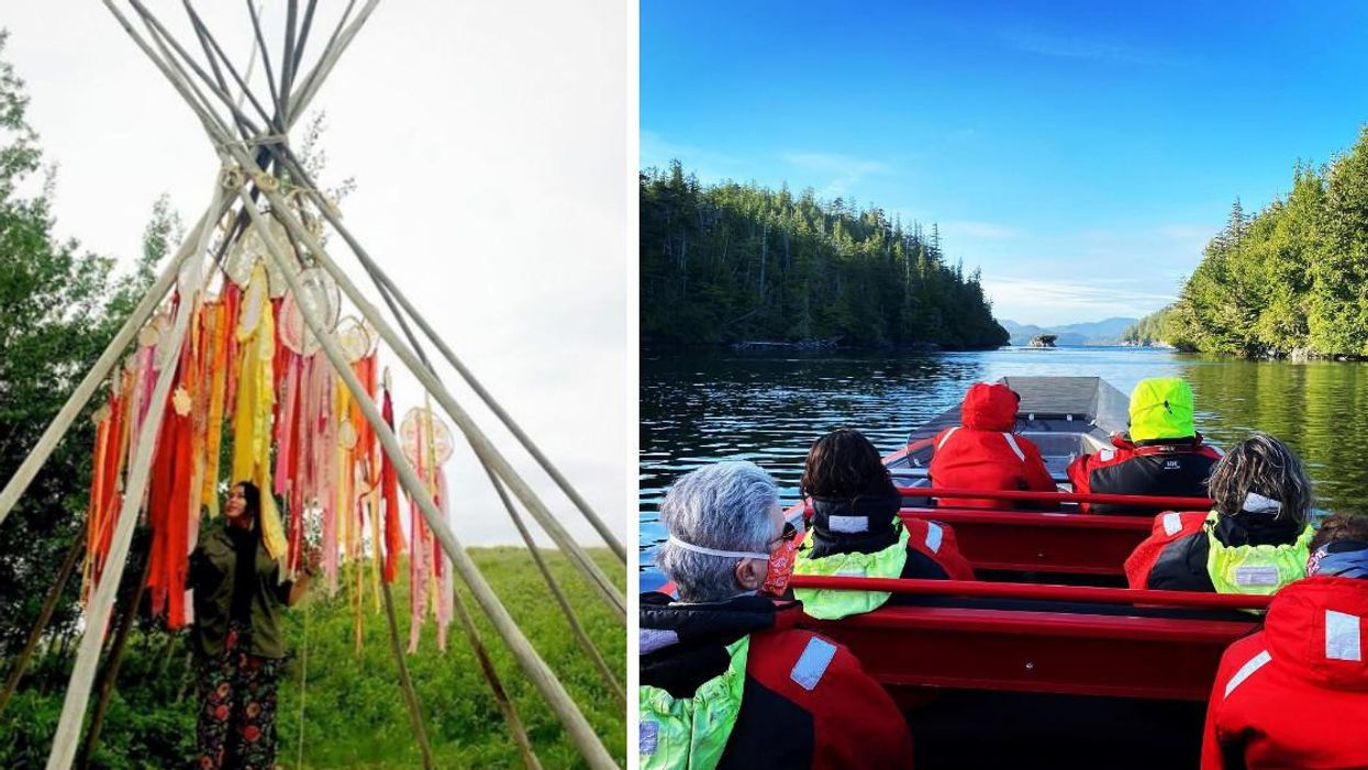 Indigenous Experiences You Can Have In Canada This Summer