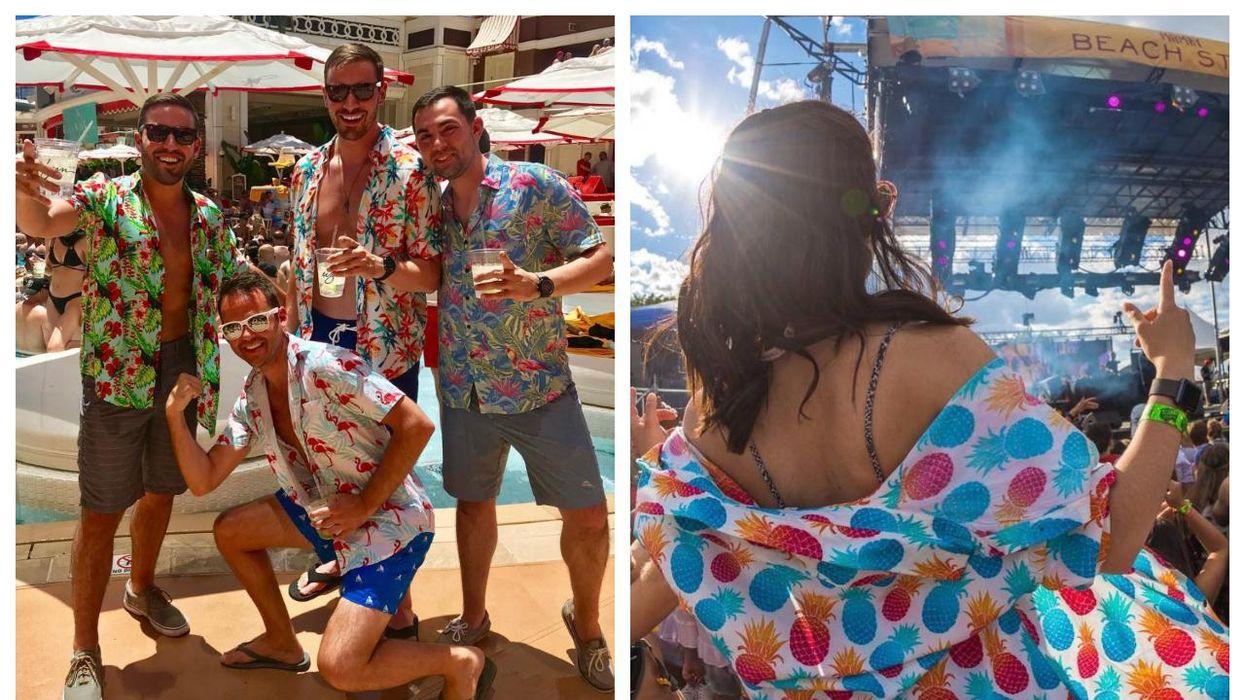 Hawaiian Shirts By Tropical Bros Are Fun For Summer