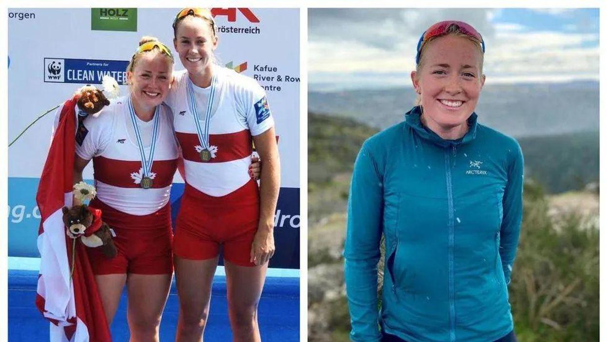 L'athlète olympique Caileigh Filmer parle de l'importance de la résilience et de la détermination
