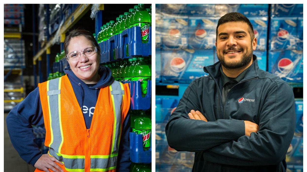 Pepsi embauche partout au Canada et les postes sont parfaits pour les étudiants