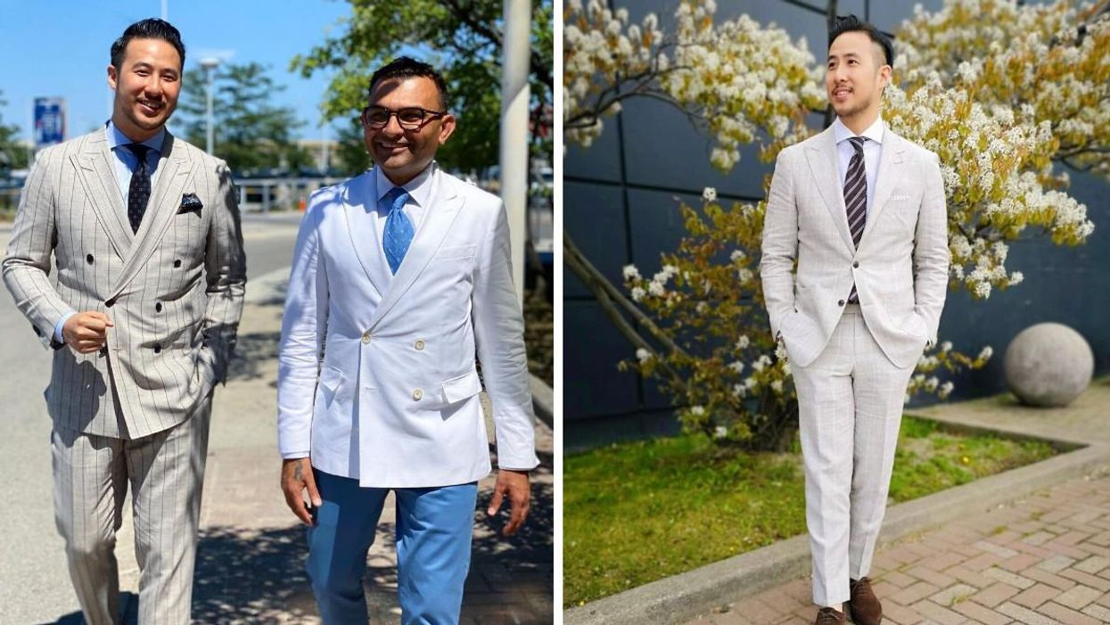 Harry Rosen Is Having A Summer Sale & Canadians Can Get Wedding Attire Up To 60% Off
