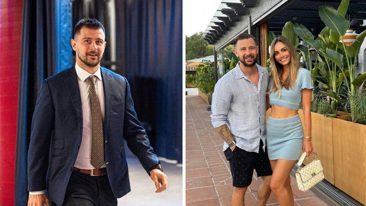 Tomas Tatar quitte le CH et sa copine réagit (PHOTO)