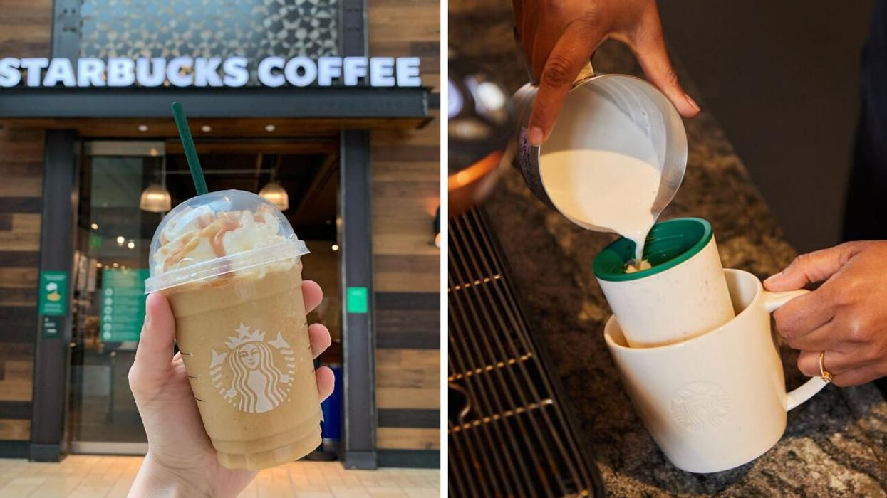 Starbucks Resuable Cups Are Coming Back In Canada & Here's When