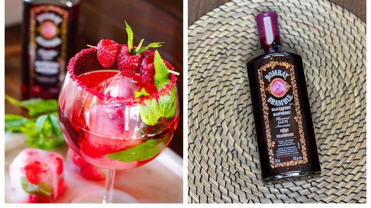 Ces idées de cocktails faciles à base de gin Bombay Bramble sont délicieuses