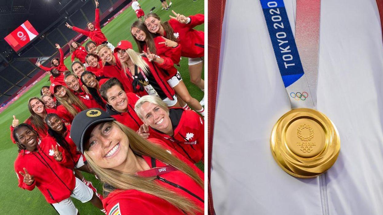 Tokyo 2020 : Les Canadiennes au soccer iront en finale